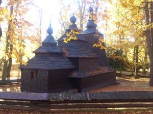Die Originale Holzkirche