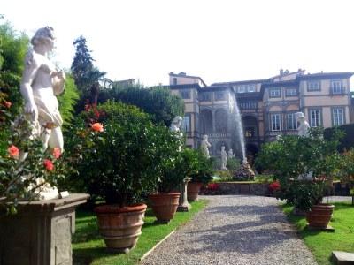 Der Palazzo Pfanner und sein wundervoller Garten
